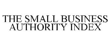 THE SMALL BUSINESS AUTHORITY INDEX