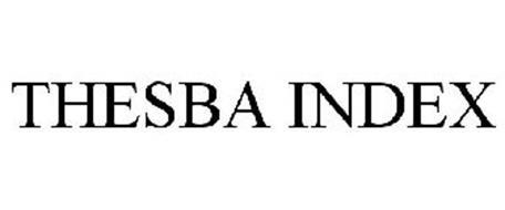 THESBA INDEX