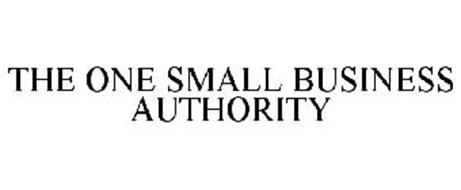 THE ONE SMALL BUSINESS AUTHORITY