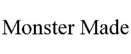 MONSTER MADE
