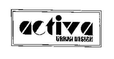 ACTIVA URBAN DESIGN