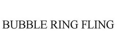 BUBBLE RING FLING