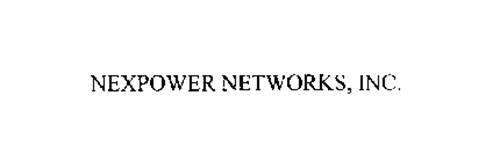 NEXPOWER NETWORKS, INC.
