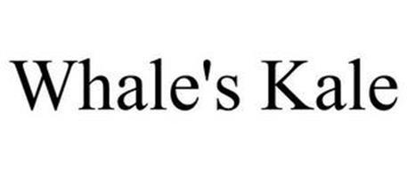 WHALE'S KALE