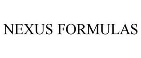 NEXUS FORMULAS