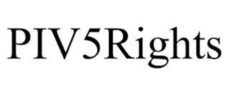 PIV5RIGHTS