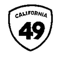 CALIFORNIA 49