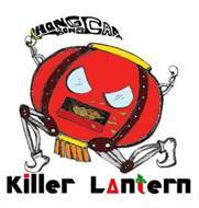 HKC HONG KONG CAFE KILLER LANTERN