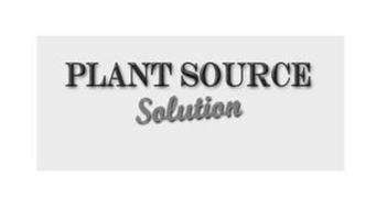 PLANT SOURCE SOLUTION