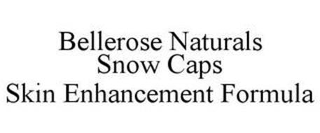BELLEROSE NATURALS SNOW CAPS SKIN ENHANCEMENT FORMULA