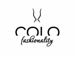 COLO FASHIONALITY