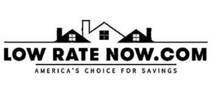 LOW RATE NOW.COM AMERICA'S CHOICE FOR SAVINGS