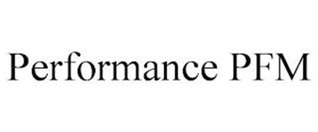 PERFORMANCE PFM