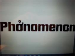 PHONOMENON