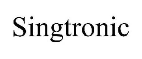 SINGTRONIC
