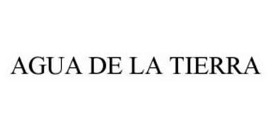 AGUA DE LA TIERRA