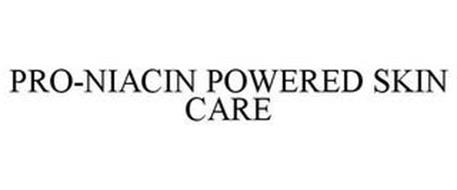 PRO-NIACIN POWERED SKIN CARE