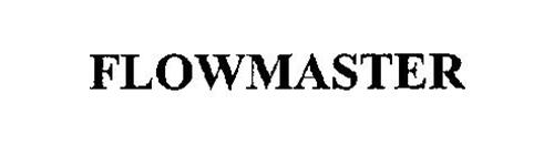 flowmaster trademark of niagara conservation corporation