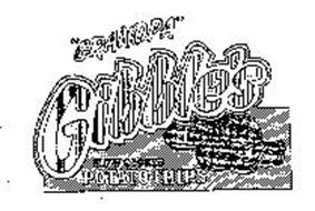 """GRANDPA"" GIBBLE'S SLOW COOKED POTATO CHIPS"