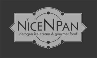 NICENPAN NITROGEN ICE CREAM & GOURMET FOOD