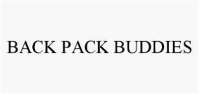 BACK PACK BUDDIES