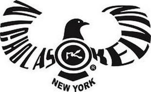 NICHOLAS KELVIN NK NEW YORK