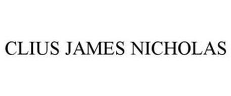CLIUS JAMES NICHOLAS