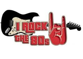 I ROCK THE 80'S