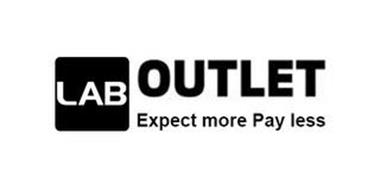 LAB OUTLET EXPECT MORE PAY LESS
