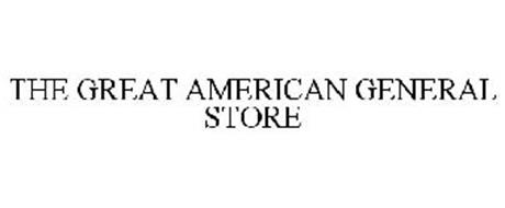 THE GREAT AMERICAN GENERAL STORE