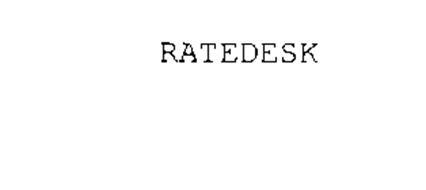RATEDESK
