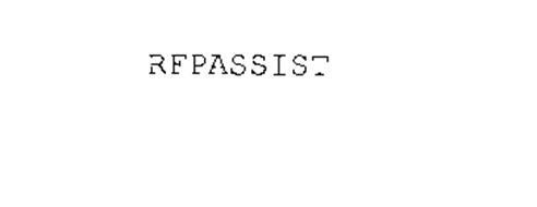RFPASSIST