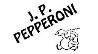 J. P. PEPPERONI