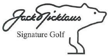 JACK NICKLAUS SIGNATURE GOLF