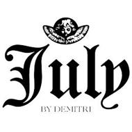 JULY BY DEMITRI
