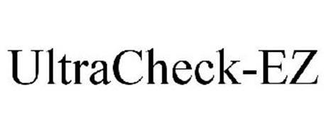 Ultracheck Ez Trademark Of Nidec Motor Corporation Serial Number 77535656 Trademarkia