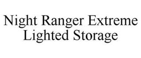 NIGHT RANGER EXTREME LIGHTED STORAGE