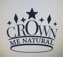 CROWN ME NATURAL