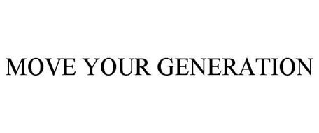 MOVE YOUR GENERATION