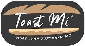 TOAST MI MORE THAN JUST BANH MI