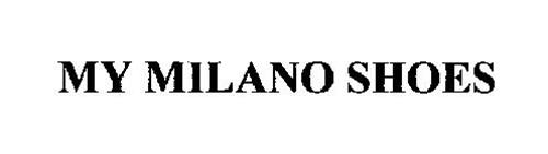 MY MILANO SHOES