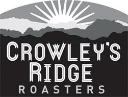 CROWLEY'S RIDGE ROASTERS