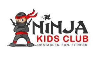 NINJA KIDS CLUB OBSTACLES. FUN. FITNESS.