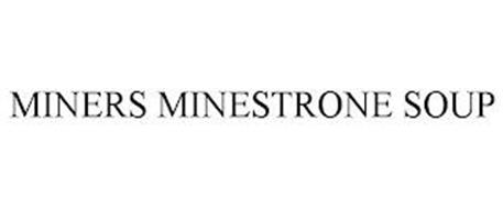 MINERS MINESTRONE SOUP