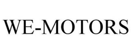 WE-MOTORS