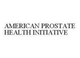 AMERICAN PROSTATE HEALTH INITIATIVE