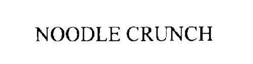 NOODLE CRUNCH