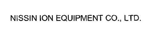 NISSIN ION EQUIPMENT CO., LTD.
