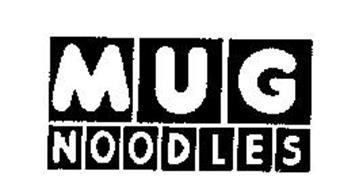 MUG NOODLES