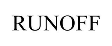 RUNOFF